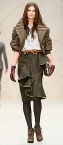 Модные пальто осень 2013