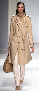 Модные плащи осень 2013