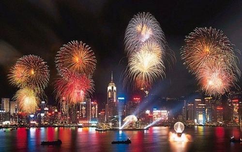 Как встречают Новый Год в Китае