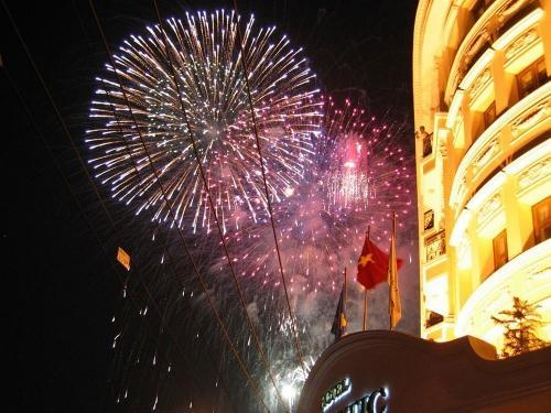 Как встречают Новый Год во Вьетнаме