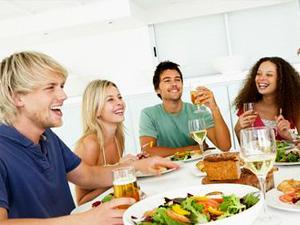 Правила этикета: как избежать конфуза за столом