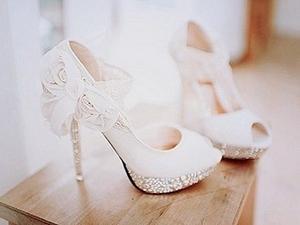 Свадебная обувь для невесты