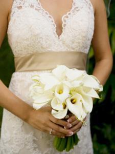 Свадебная мода 2011