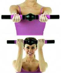 Упражнения с гантелями - Упражнение для мышц груди