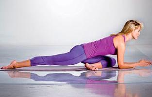 Упражнения для растяжки ног: описание и видео