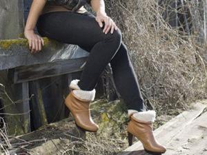 Женская обувь больших размеров